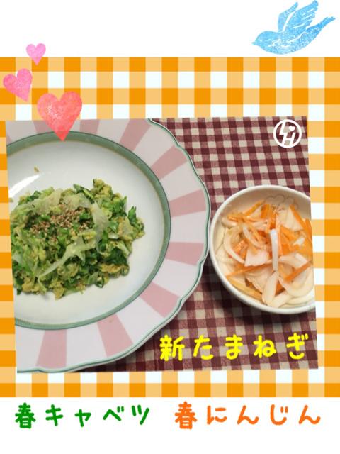 春料理 炒め